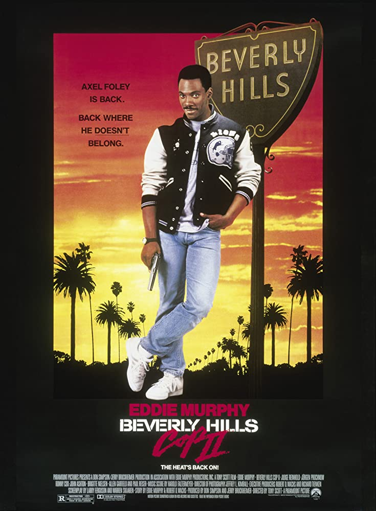Beverly Hills Cop II (1987) Hindi Dual Audio 720p BluRay 800MB ESubs Download