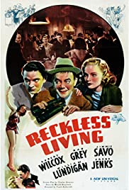 Reckless Living Poster