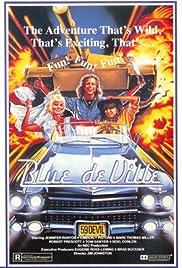 Blue de Ville Poster