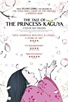 The Tale of The Princess Kaguya (2013) Poster