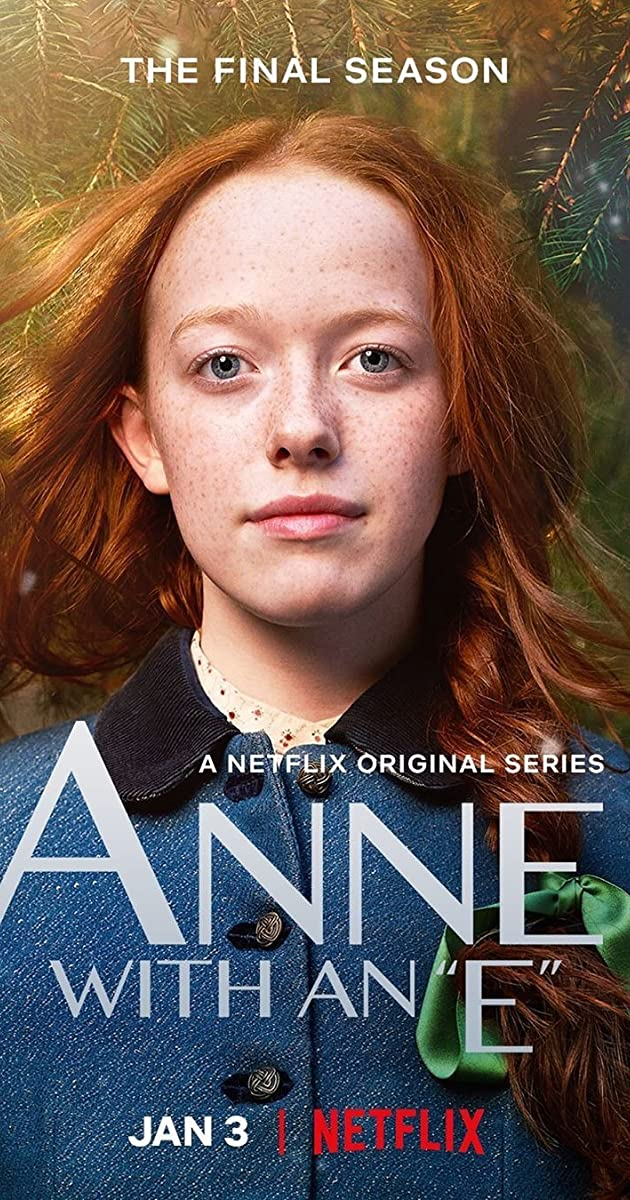 anne with an e season 1 watch online free