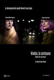Violeta, la cortesana Poster