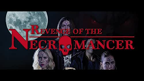 """This is the international sales trailer for the Danish Supernatural-Comedy feature film """"Revenge of the Necromancer"""" (Original title """"Lad De Døde Hvile""""), written and directed by Sohail A. Hassan.  The movie premiered at Copenhagen PIX filmfestival on Oct. 4.th. and is now touring the world.  © PURE FICTION FILM 2018  DISTRIBUTION EastWest Filmdistribution Gmbh"""