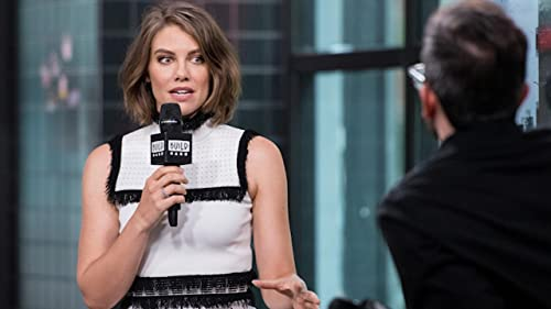 BUILD: Lauren Cohan on Filming 'Mile 22' in Colombia