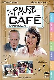 Pause-café Poster