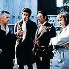 Richard Burton, John Hallam, Del Henney, and T.P. McKenna in Villain (1971)