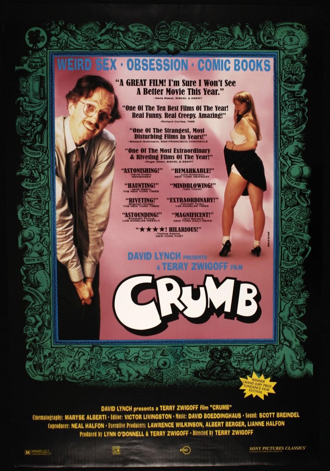 Crumb 1994 Imdb