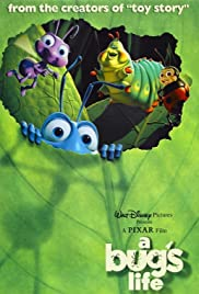 A Bug's Life (1998) Poster - Movie Forum, Cast, Reviews