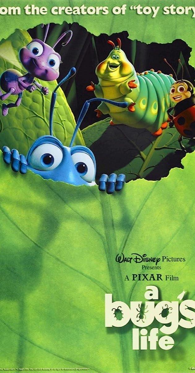 Thế Giới Côn Trùng - A Bug's Life (1998)