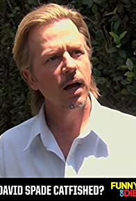 Primary photo for David Spade Catfish?