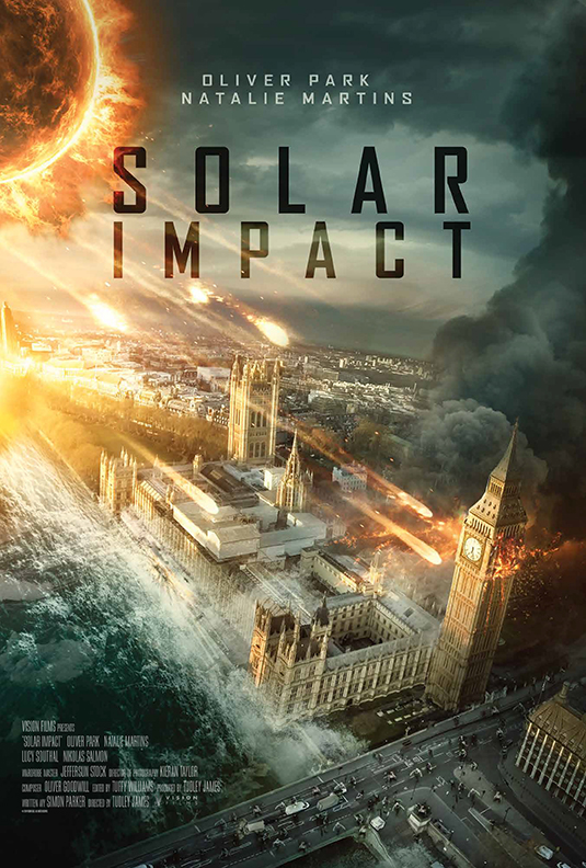 Solar Impact 2020 English 272MB HDRip Download