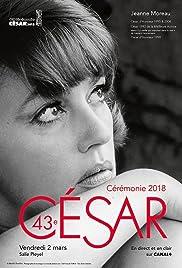 43e cérémonie des César Poster