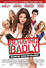 Watch Movie  Behaving Badly (2014)