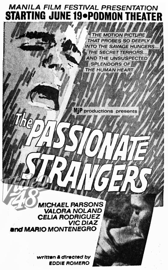 The Passionate Strangers (1966)