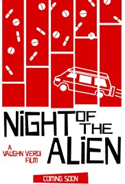 Night of the Alien Poster