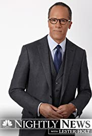 NBC Nightly News with Lester Holt Poster - TV Show Forum, Cast, Reviews