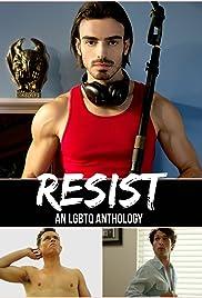 Resist: an LGBTQ Anthology Poster