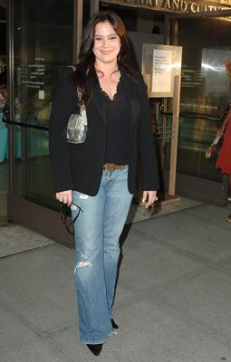 Liza Snyder thin