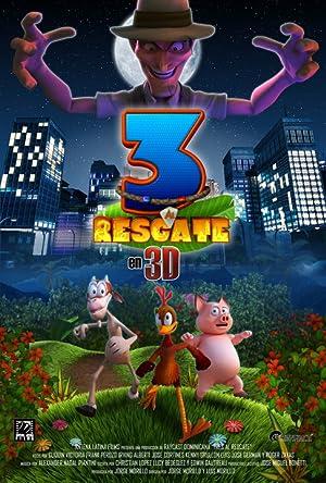 Where to stream 3 al Rescate