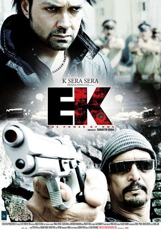Ek The Power of One 2009 Hindi 440MB HDRip ESubs Download