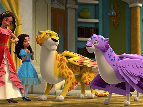 elena of avalor three jaquins and a princess part 3