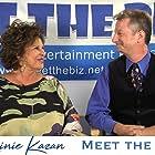 Lainie Kazan and David Zimmerman in Meet the Biz (2016)