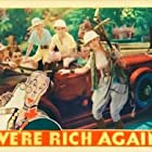 Billie Burke, Buster Crabbe, Reginald Denny, Joan Marsh, Marian Nixon, and Edna May Oliver in We're Rich Again (1934)