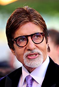 Primary photo for Amitabh Bachchan