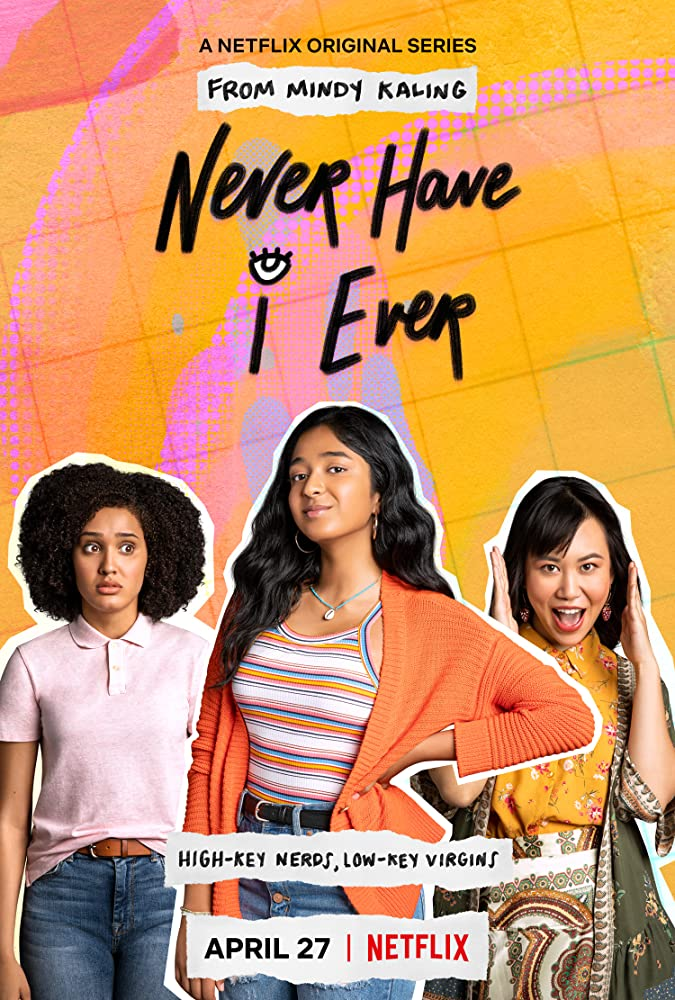 Never Have I Ever (2020) Hindi Netflix Complete Series