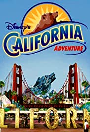 Disney's California Adventure TV Special Poster