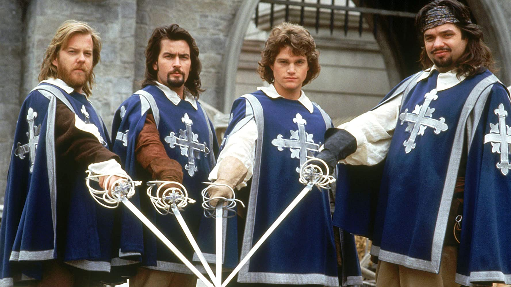 three musketeers 1993 final battle