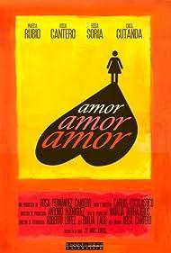 Carlos Escolástico, Rosa Cantero, Cata Cutanda, Rosa Soria, Rosa Fernández Cantero, and Borja Lago in Amor, amor, amor (2018)
