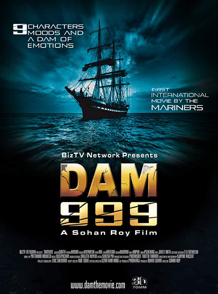 Dam999 (2011) 720p Hindi Movie In BluRay With ESubs 1.14GB | Watch Online | Download |