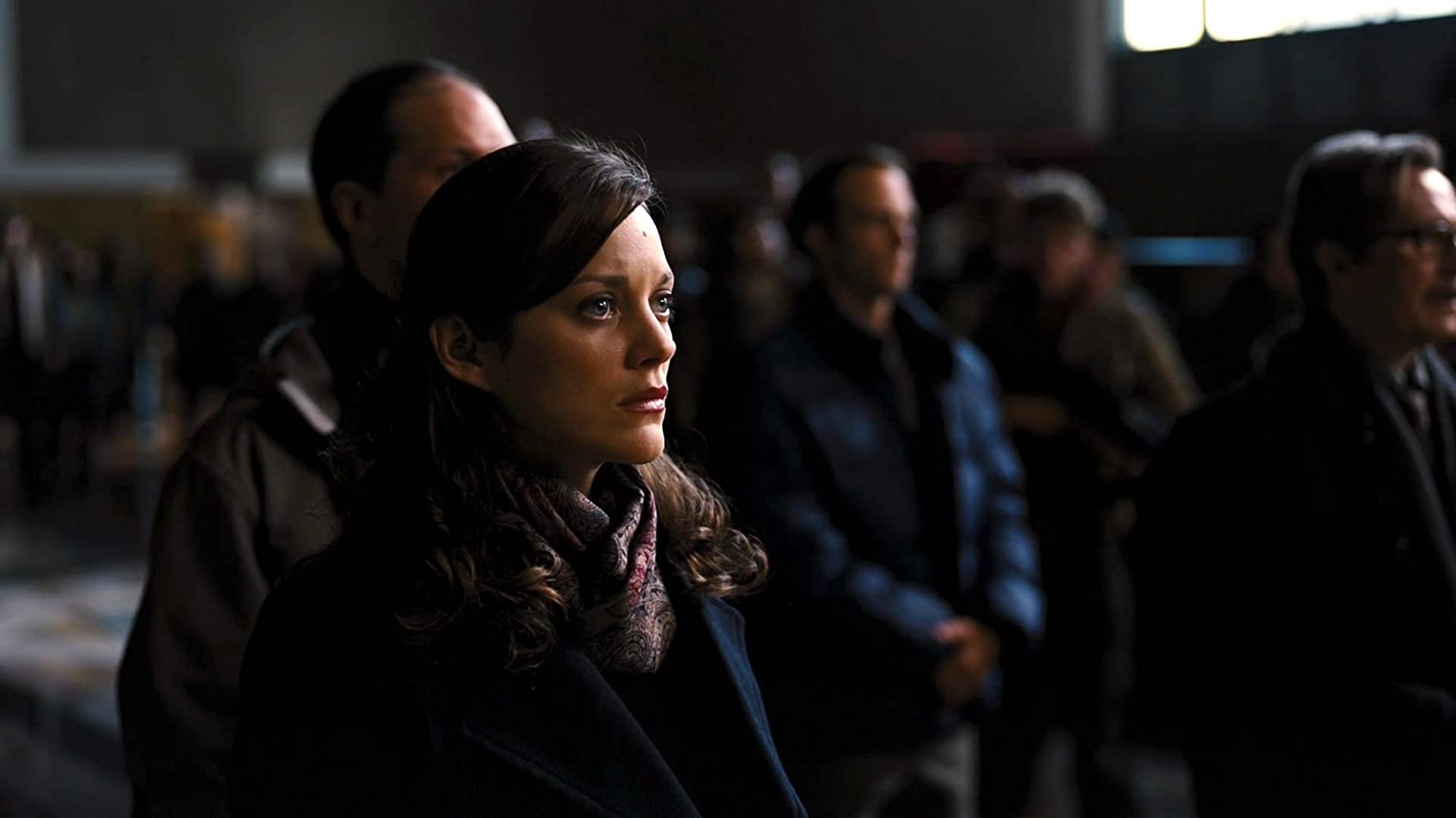 Marion Cotillard in The Dark Knight Rises (2012)