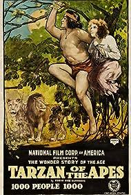 Tarzan of the Apes (1918) Poster - Movie Forum, Cast, Reviews