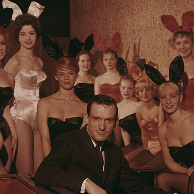 Hugh Hefner in American Playboy: The Hugh Hefner Story (2017)