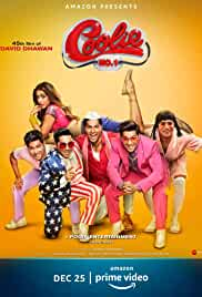 Coolie No. 1 (2020) HDRip Hindi Full Movie Watch Online Free