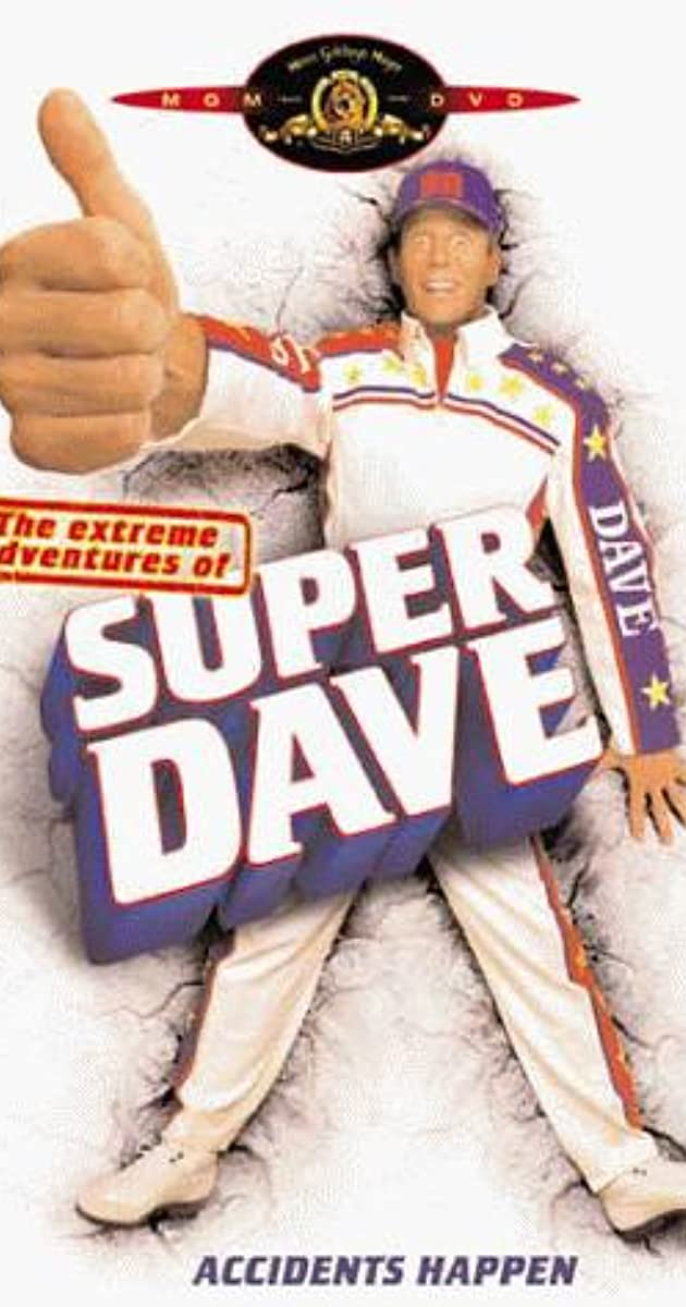 Subtitle of The Extreme Adventures of Super Dave