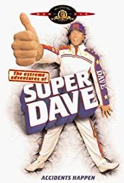 The Extreme Adventures of Super Dave Poster