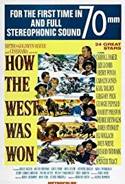 How the West Was Won Poster