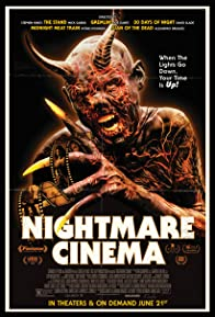 Primary photo for Nightmare Cinema