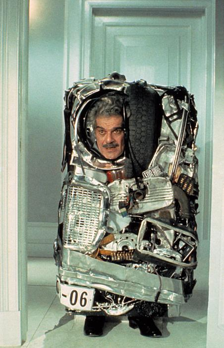 Omar Sharif in Top Secret! (1984)