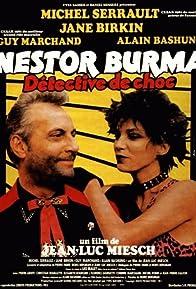 Primary photo for Nestor Burma, Shock Detective