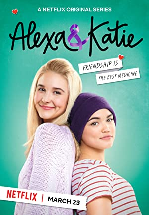 Download Alexa And Katie Season 1 in Hindi (All Episode Added) 720p {2.6GB}