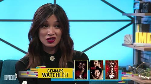 Gemma Chan Wants More Terrifying Work From Jordan Peele