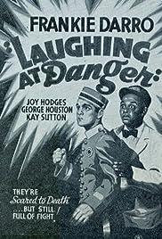 Laughing at Danger Poster