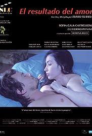 El resultado del amor(2007) Poster - Movie Forum, Cast, Reviews