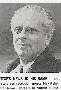 Max Reinhardt Picture
