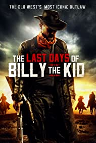 Jason Cash in The Last Days of Billy the Kid (2017)