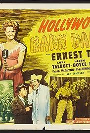 Hollywood Barn Dance Poster